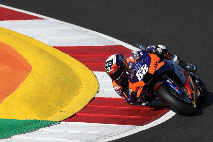 Miguel Oliveira venceu o MotoGP em Portimão