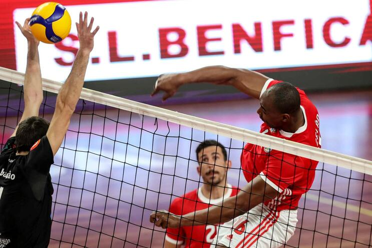 Benfica fora da Champions
