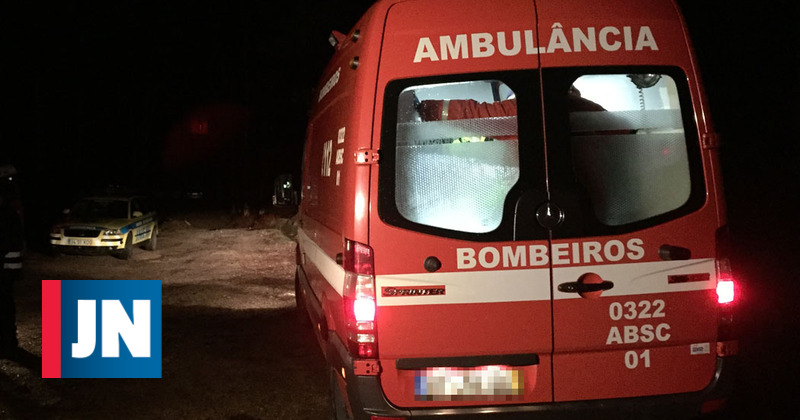 Despiste contra murofaz três mortos em Paços de Ferreira