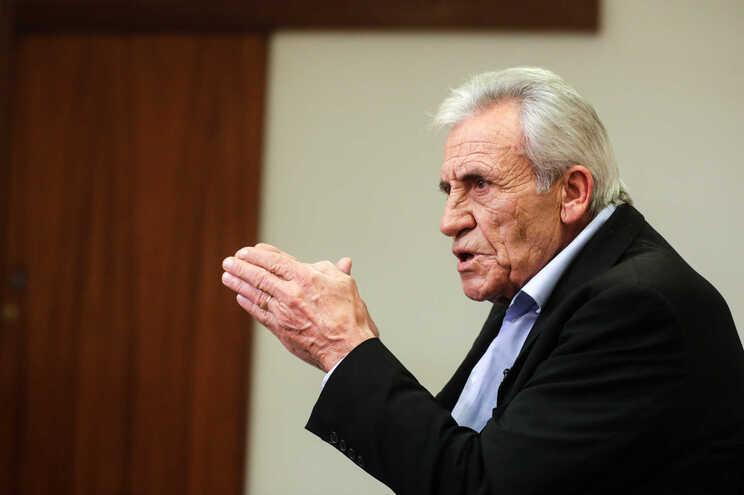 O secretário-geral do Partido Comunista Português (PCP), Jerónimo de Sousa