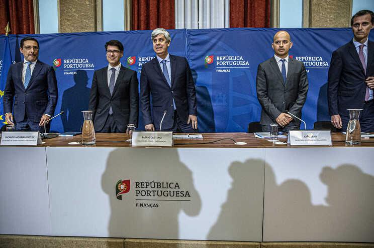 Portugal com défice de 1,1% no primeiro trimestredo ano