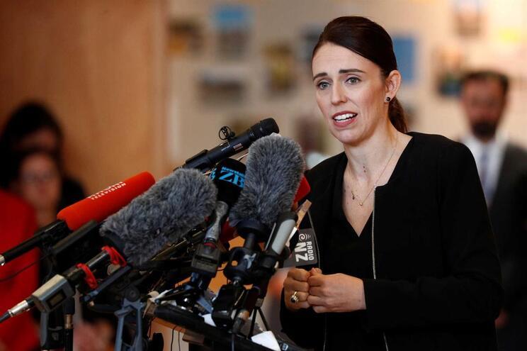 Primeira-ministra da Nova Zelândia