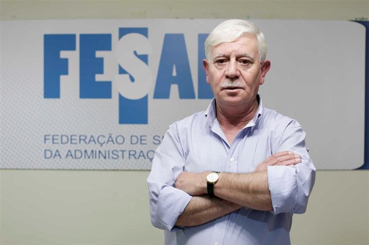 José Abraão, presidente da FESAP