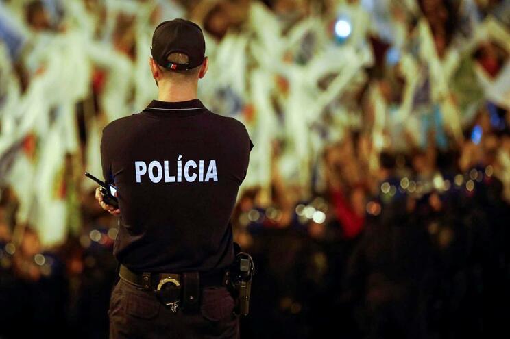 Polícias realizam manifestação conjunta em Lisboa a 21 de novembro