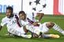 Neymar foi considerado o homem do jogo