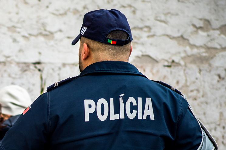 Suspeitos foram intercetados pela PSP