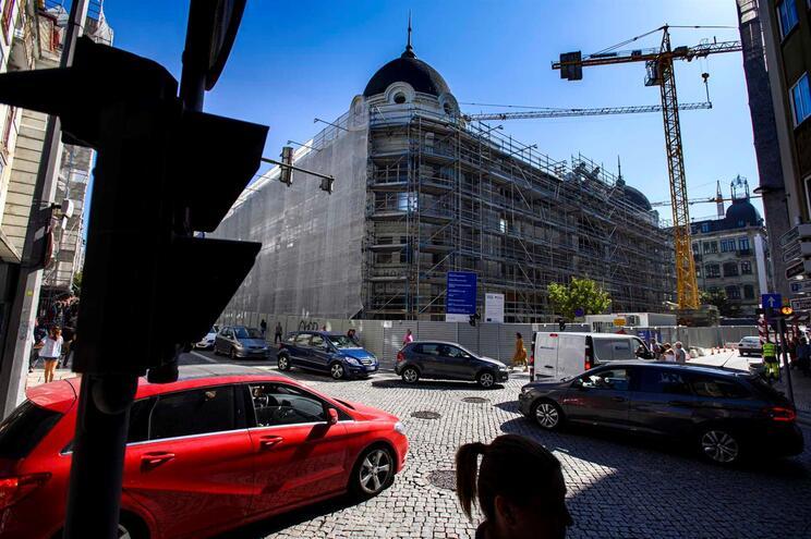 Alteração no projeto implica demolição das galerias do Mercado  ( Pedro Granadeiro / Global Imagens )