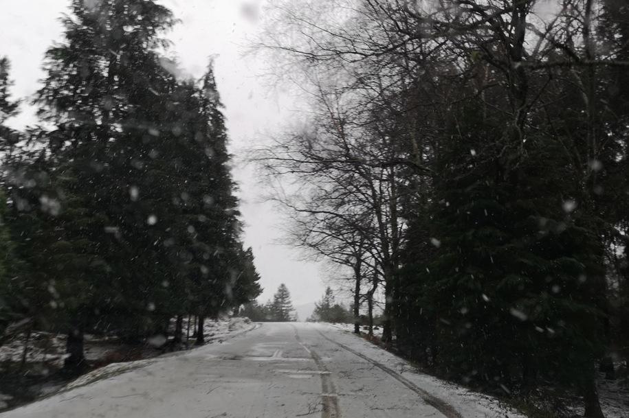 Resultado de imagem para Dez distritos sob aviso amarelo devido à chuva e neve