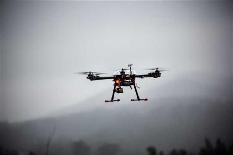 Drones usados para avaliar prejuízos em telhados da Figueira da Foz