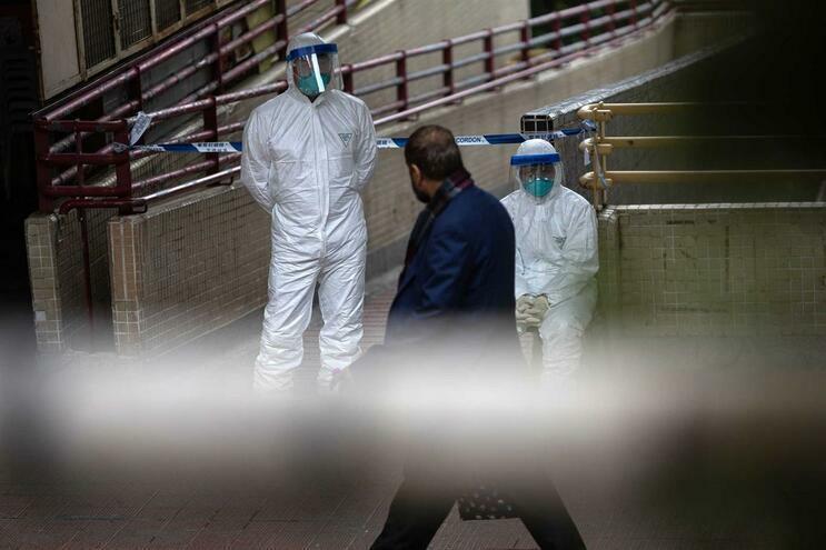 """O Governo quer despistar """"contactos recentes dos passageiros"""" com pessoas infetadas"""
