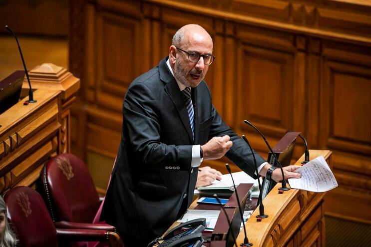 O líder parlamentar do CDS, Telmo Correia