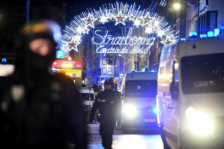 Ataque em Estrasburgo encerrou Parlamento Europeu