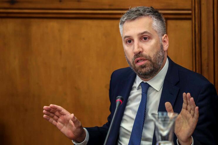 O ministro das Infraestruturas e Habitação, Pedro Nuno Santos