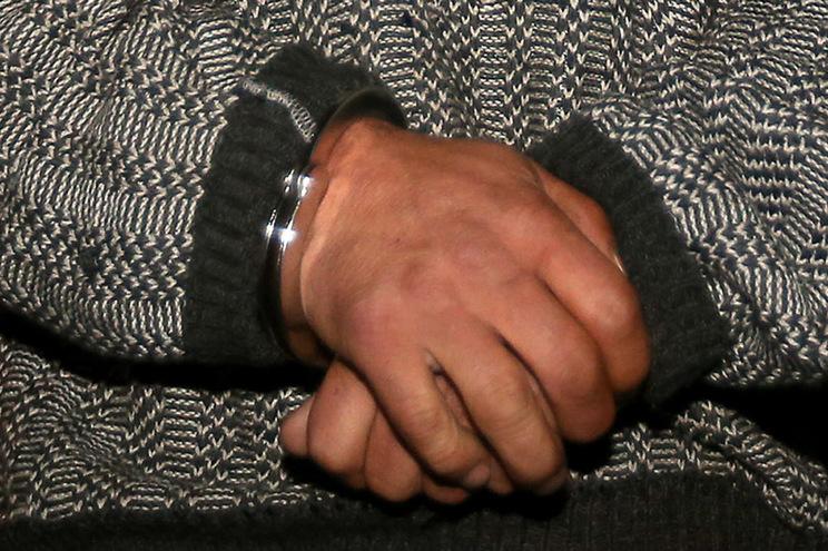 O suspeito, varredor de profissão, ficou em prisão preventiva