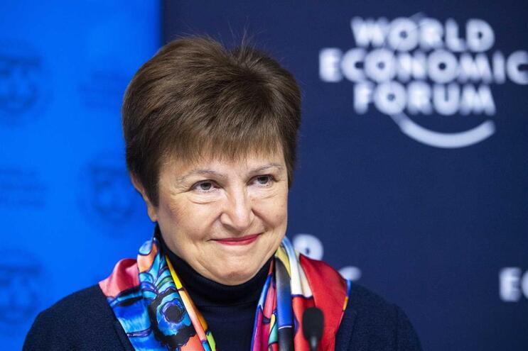 Kristalina Georgieva, atual diretora do FMI