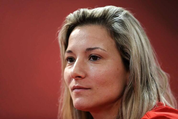 Judoca Telma Monteiro