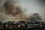 Dominado incêndio que pôs em risco habitações em Cascais