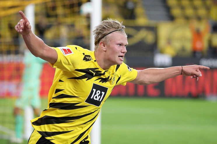 O Borussia Dortmund venceu este sábado