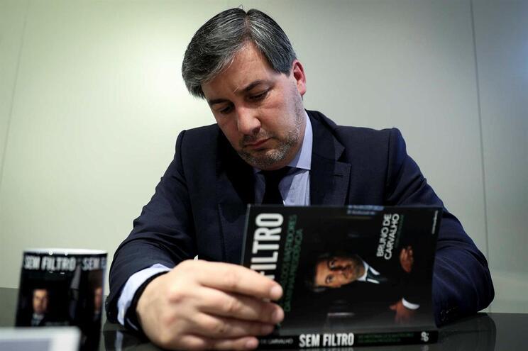 Recurso de Bruno de Carvalho suspende expulsão até decisão em Assembleia-Geral