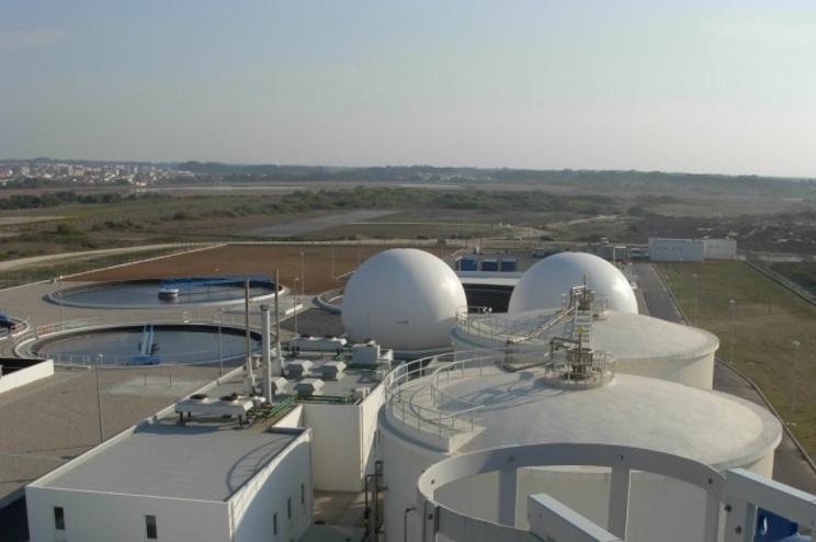 Estação de Tratamento de Águas Residuais (ETAR) de Paramos, Espinho