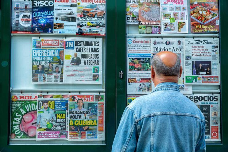 Cerca de50 jornaisavançaram para lay-off, diz Associação Portuguesa de Imprensa
