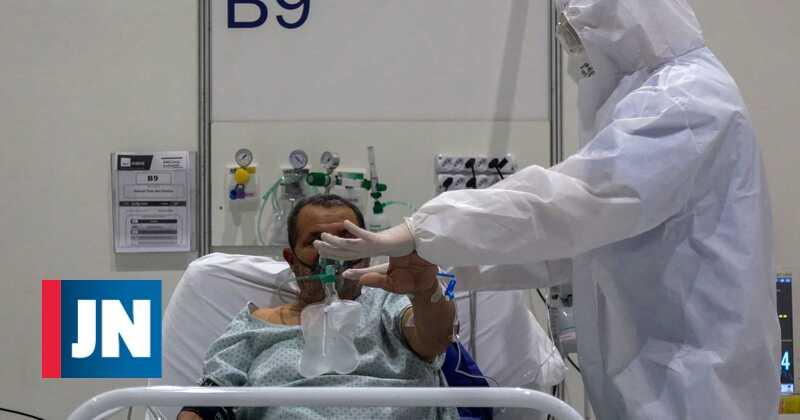 Brasil ultrapassa as 60 mil vítimas mortais por covid-19