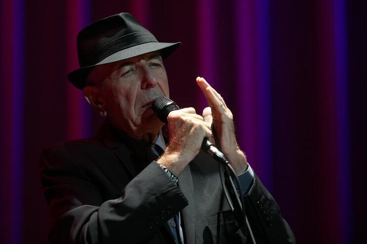 Documentáriosobre Leonard Cohen abre Porto/Post/Doc