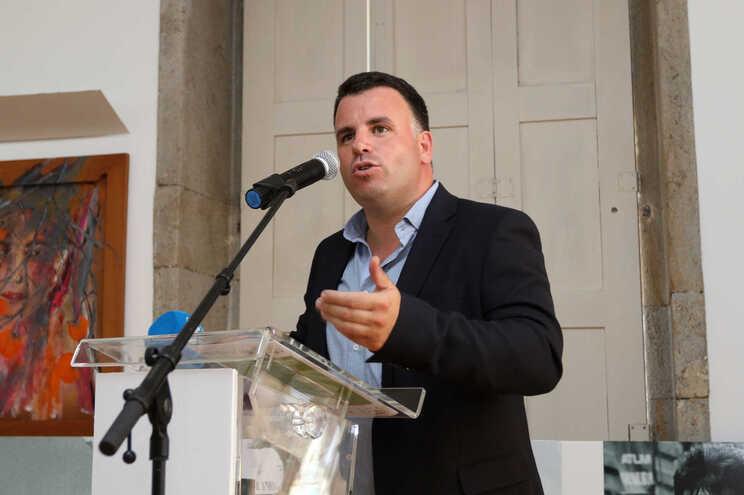 Marco Martins, presidente da Comissão Distrital da Proteção Civil do Porto