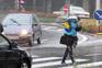 Vários distritos do continente em alerta devido à chuva e vento