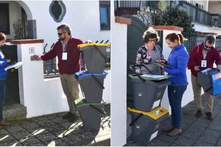 """O projeto """"Ecoponto à Porta"""" vai ser desenvolvido em estreita articulação com o Município de Vila Nova"""
