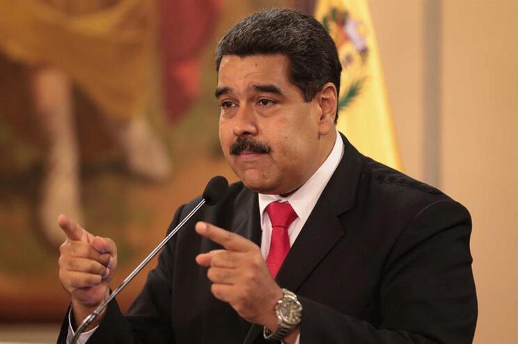 Presidente venezuelano, Nicolás Maduro, denunciou ataque com drone