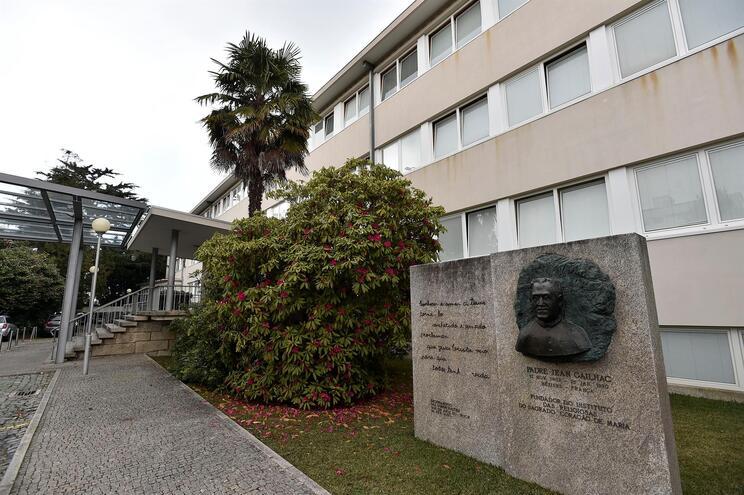 Alunos frequentam Colégio de Nossa Senhora do Rosário, no Porto
