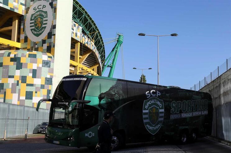Crise no Sporting afeta cotação em Bolsa