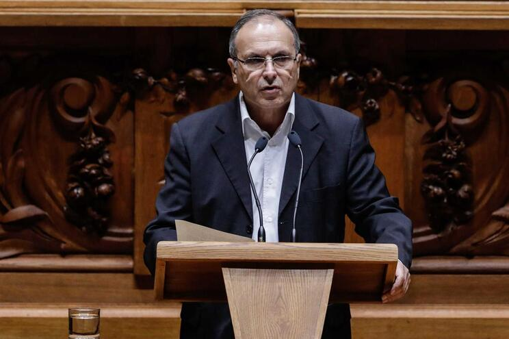 Deputado Francisco Lopes, do PCP