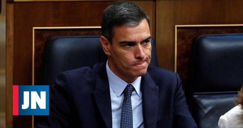 Parlamento chumba investidura de Pedro Sánchez como primeiro-ministro