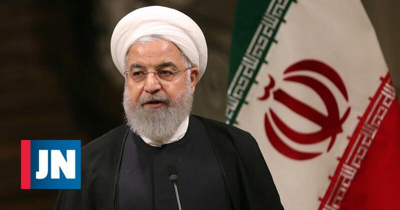 Presidente do Irão admite mudanças se EUA terminarem sanções
