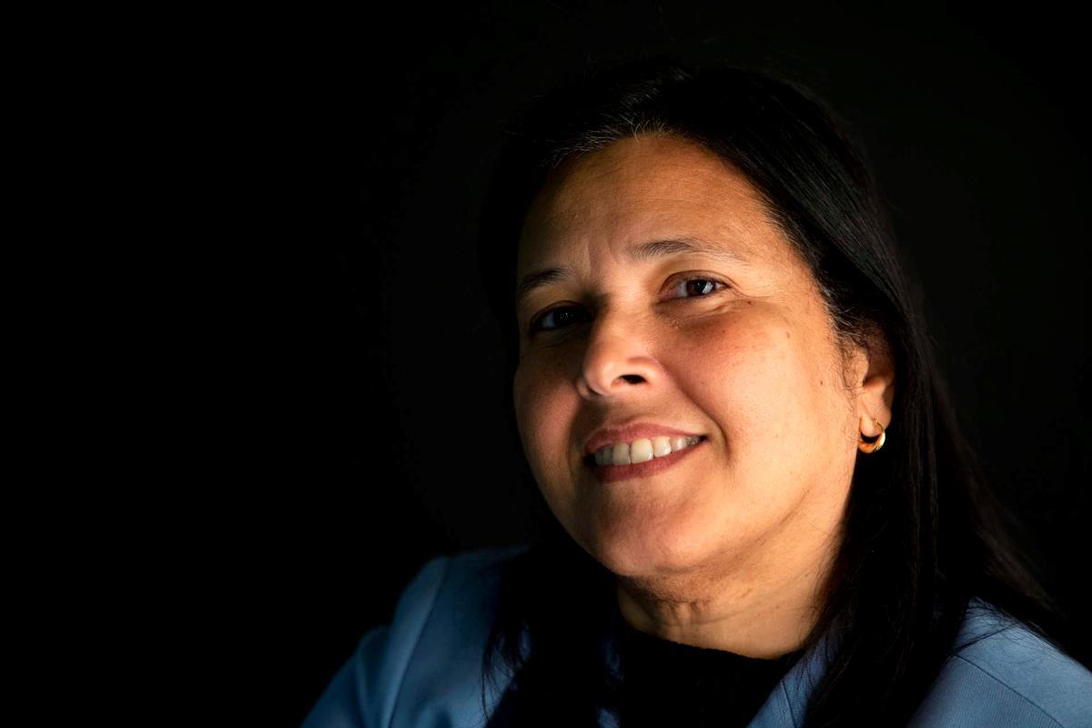 Mercedes Martinez Valdés, embaixadora de Cuba em Lisboa