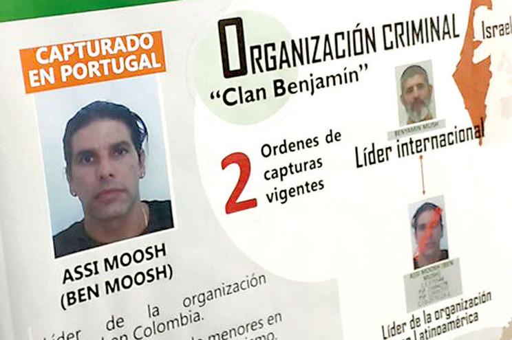 Rei da prostituição na Colômbia libertado em Portugal por atraso no envio de prova
