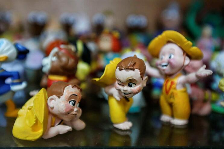 """A unidade empresarial vai pintar brinquedos """"para uma empresa alemã"""""""