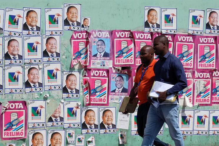 13,1 milhões de eleitores moçambicanos vão escolher na terça-feira o presidente da República, 250 deputados