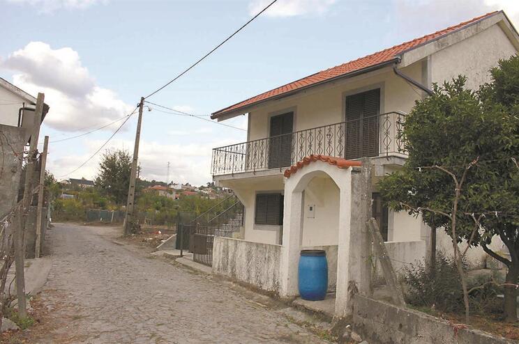 Letícia e Luís viviam na mesma casa, em Pardelhas, há pouco mais de um ano