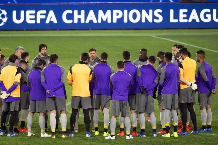 Acompanhe em direto o Roma - F. C. Porto