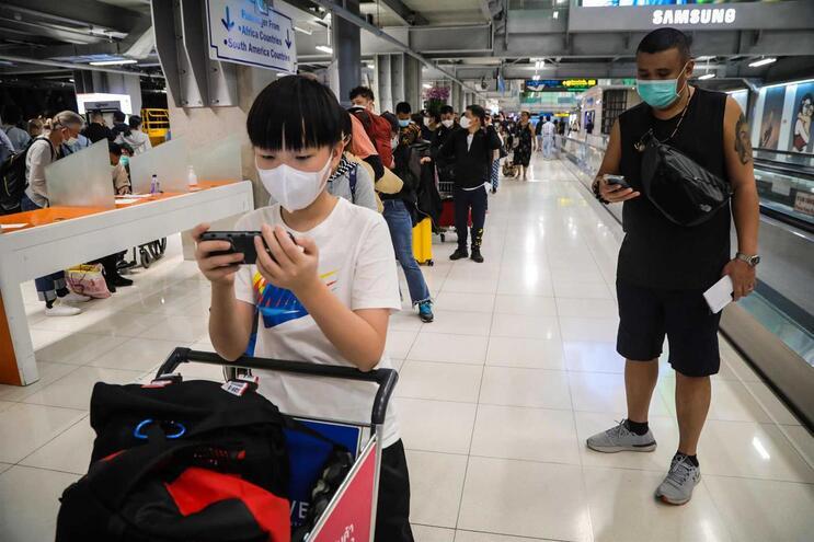 Macau registou, entre segunda-feira e esta quarta-feira, quatro novos casos importados, um de Portugal