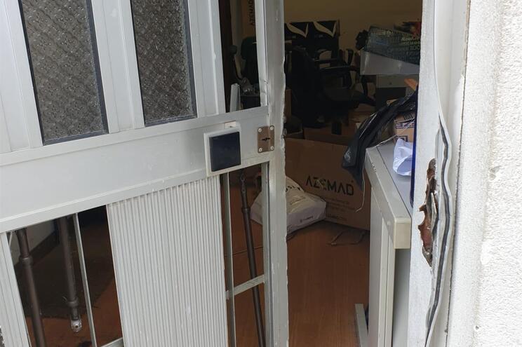 Assaltantes levaram cofre de 500 quilos de associação em Paredes
