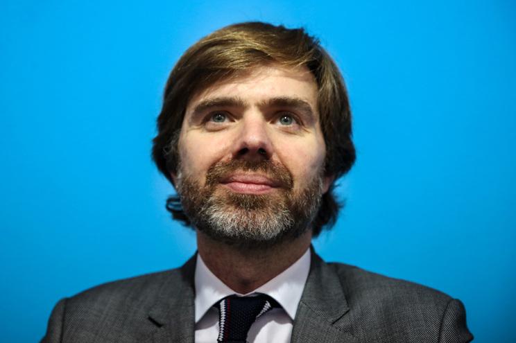 João Almeida, um dos candidatos à liderança do CDS-PP
