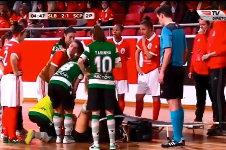 Adeptos do Benfica em novo cântico polémico