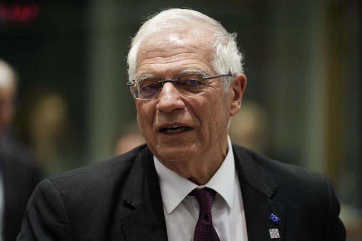 Josep Borrell, Alto Representante da UE para a Política Externa