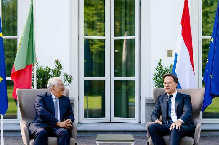 António Costa reuniu com o primeiro-ministro da Holanda