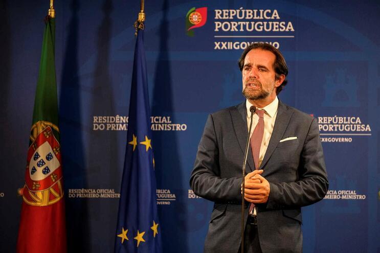 Presidente do Governo Regional da Madeira
