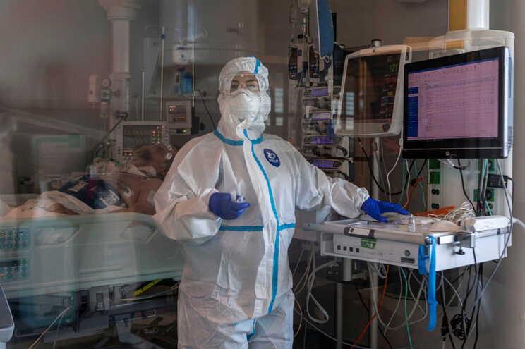 Médicos contestam que Governo crie uma divisão artificial entre quem esteve na primeira linha e na retaguarda